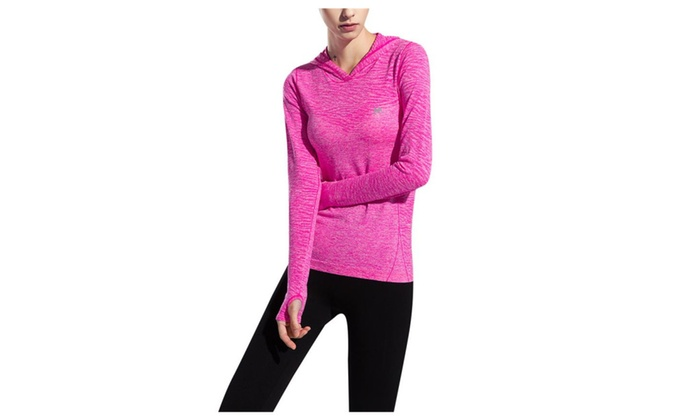 Women's Sports Yoga Active Sweatshirts