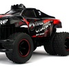 Velocity Toys 6 Tire Chariot Remote Control RC High Performance Truggy, 2.4 GHz