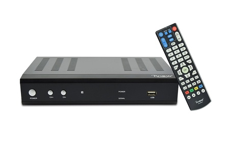 Iview-3500STBII, Digital Converter Box with Recording and Media Player