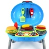 Velocity Toys Outdoor Barbecue BBQ Grill Children's Kid's Pretend Play