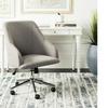 Safavieh Modern Upholstered Swivel Office Chair