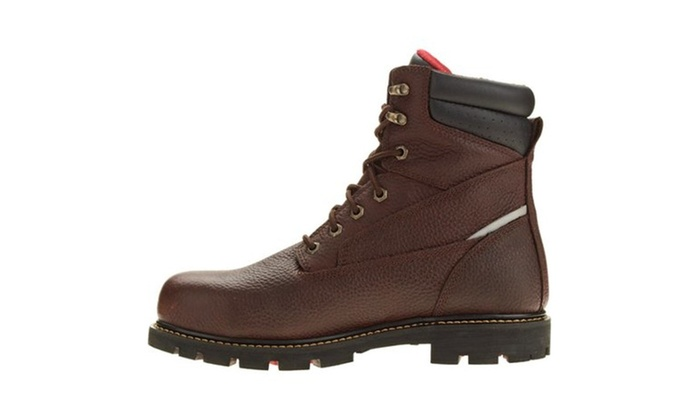 15a1e65e06a Genuine Dickies Men's JobRated Brawn Waterproof Work Boot | Groupon