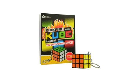 KickFire Mini Kube Keychain 0cc7c420-889a-4266-ab20-bd920b1c7857