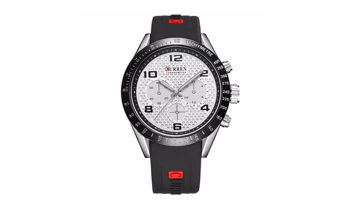 88245ece8a3 Curren Luxury Watch Men s Sports Military Army Fashion Quartz ...