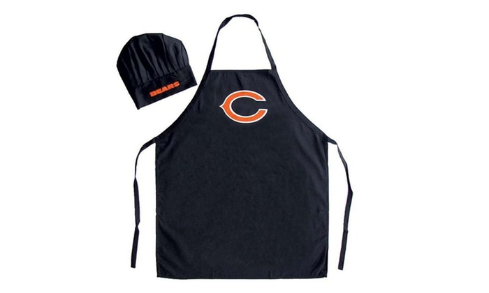 7b845e7dd2a NFL Apron and Chef Hat ...