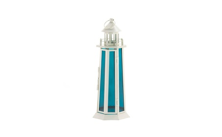 Koehler Home Decor Nautical Candle Lantern ee8eee6f-56fd-4bc8-8109-62222b210759