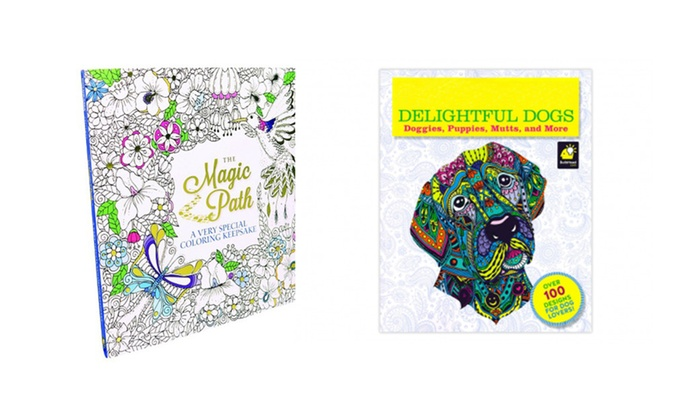 relieves stress creative relaxing coloring book for children groupon