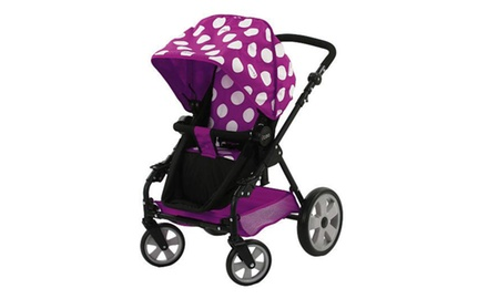 Icoo Grow with Me Doll Playset with Stroller and High ...