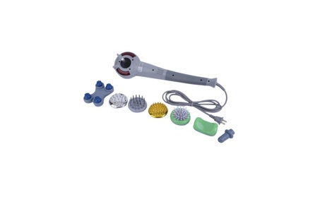 Super Massager Head Neck Back Full Body Handheld Electric Vibrating fc3a70fa-ffe7-4352-917d-d03315c762be