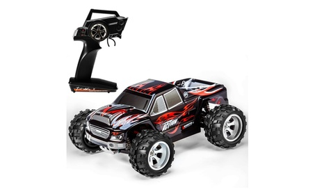 Vehicle Truck 2.4G Radio Remote Control Racing Cars Electric Fast Race 70c73c32-3a26-4986-90e9-4603062eb45d