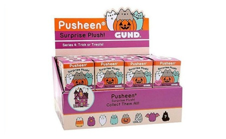 Gund Plush Cat Pusheen Surprise Series #4 Halloween Toy ece5b261-dbee-4d81-a8d5-c97954183e8d