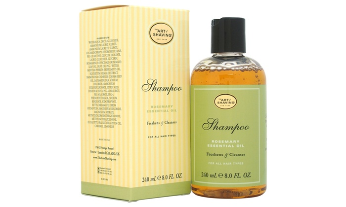 Groupon Goods: Rosemary Essential Oil Shampoo