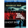 House of Wax/Return Haunted Hill /Ghost Ship