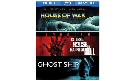 House of Wax/Return Haunted Hill /Ghost Ship 07fd5632-5a8b-4bd4-a28c-57d43b434678