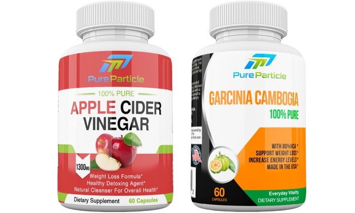 Up To 50 Off On Apple Cider Vinegar Pills And Groupon Goods