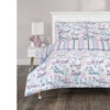 Reversible Mini Comforter Set