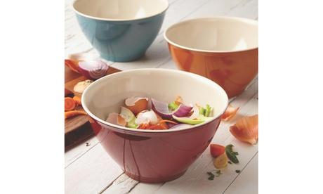 Rachael Ray Cucina Pantryware Melamine Garbage Bowl, Pumpkin Orange e27d91a8-9e2d-471c-a9ae-f17f031168e5