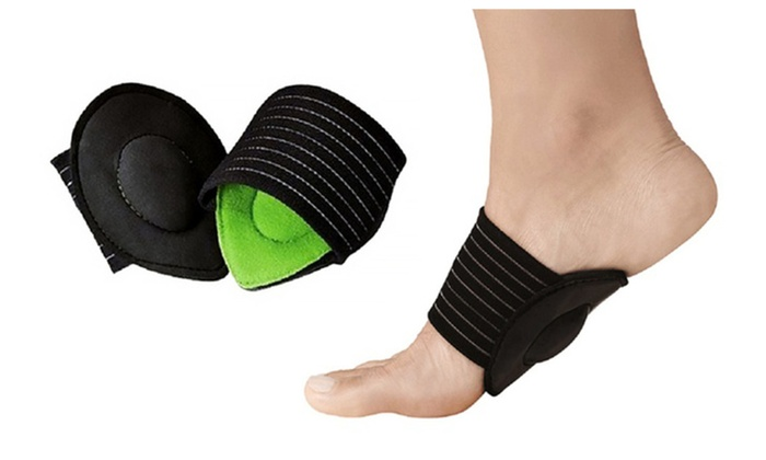 30f72da500 Plantar Cushion Fasciitis Therapy Shock-Absorbing Foot Arch Supports ...