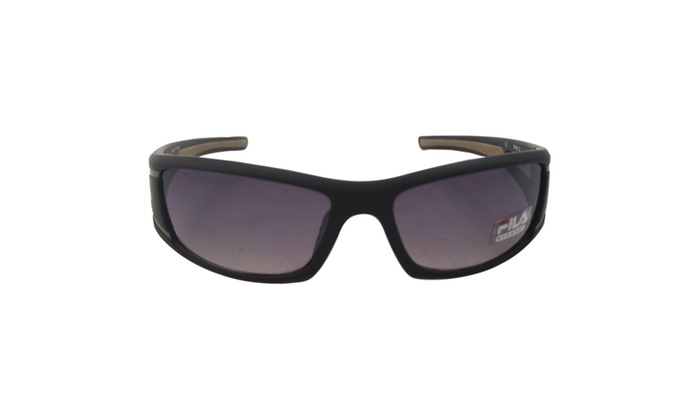 Fila SF 208 C2 - Matte Navy by Fila for Men - 62-16-120 mm Sunglasses