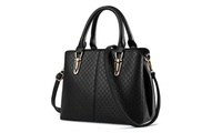Women Top Handle Satchel Handbags Tote Purse (Specialforyou) photo