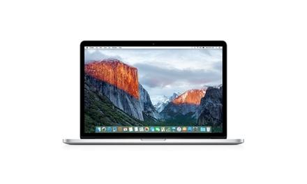 """Apple MacBook Pro 15"""" Retina MJLQ2LL/A (2015) 16GB, 256GB Refurbished (A Grade)"""