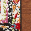 LR Home Fusion Luminous Floral Multi Color Indoor Area or Runner Rug
