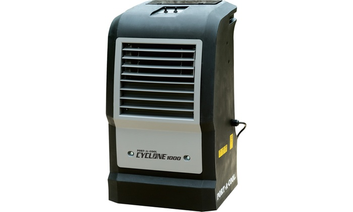 Portacool Cyclone 1000 Portable Evaporative Cooler – Refurbished