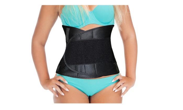 Premium New Waist Cincher Slimming Training Belt Fat Burner