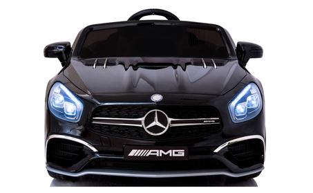 New 12V Mercedes AMG SL65 Ride on Electric Car For Kids Black