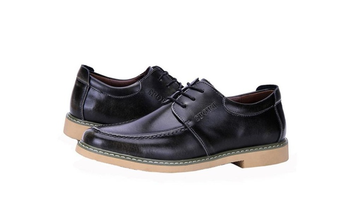 Men Business Casual Leather Shoe