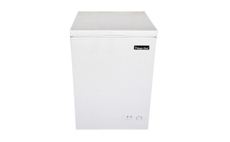 Magic Chef Mccf35w2 3.5 cu ft Chest Freezer photo