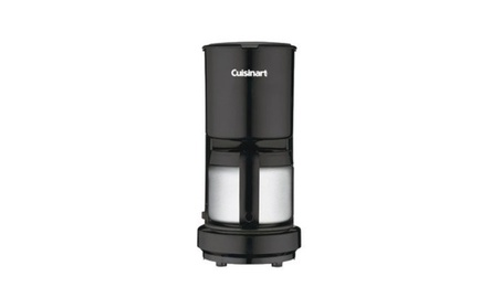 Cuisinart 4-Cup Coffeemaker with Stainless-Steel Carafe, Black 75fd3acf-ec7f-4f5d-9a19-60a6f9431cec