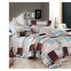 North Home Waltz  100% Cotton 4 PC Duvet Cover Set
