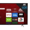 TCL 55-Inch 4K Ultra HD Roku Smart LED TV (2017 Model)