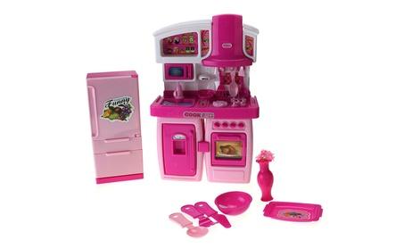 My First Kitchen Toy Kitchen Playset a8fbb9a0-b605-49f4-bdb7-95724b827f5f