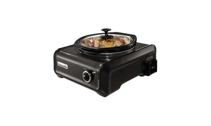 hook up slow cooker