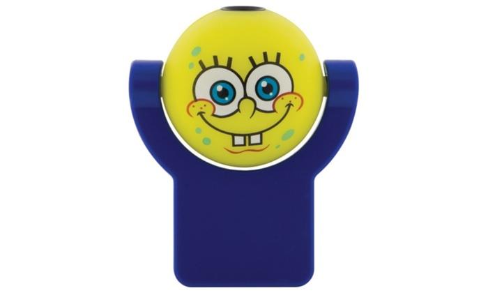 Spongebob Auto On/Off Projection Night Light