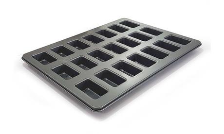 "Monster Bakeware 21 Cups 21""x15"" Mini Loaf Pan 1ec345eb-eacd-4b52-9668-2dca0e70cd58"