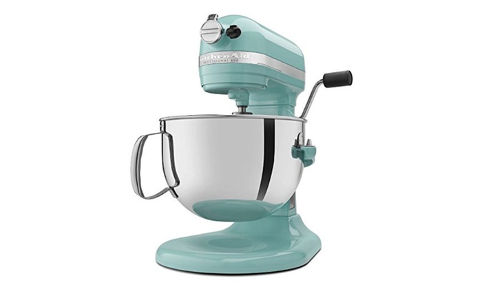 KitchenAid Professional 600 Series KP26M1XER Bowl-Lift Stand Mixer ...