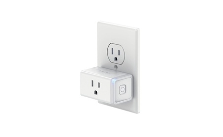 TP-Link Smart Plug Mini, No Hub Required, Wi-Fi, Works with Alexa 938edaa0-113b-48a9-9270-e1725df267e5