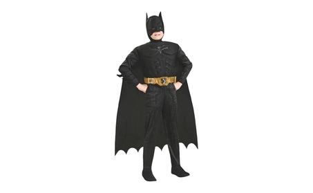 Rubies Costume Co 32965 Batman Muscle Chest Batman Child Costume 10a9b478-1d69-4388-abee-d2c58d5d2006