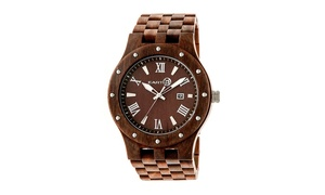 Earth Wood Unisex Watches Inyo Collection