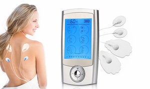 Genkent Rechargable TENS and Electric Muscle Stimulator