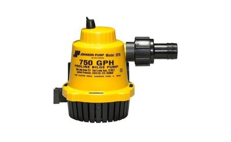 Johnson Pump 22702 Johnson Pump Proline Bilge Pump - 750 GPH photo