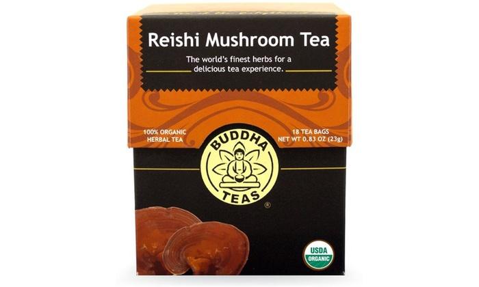 Buddha Teas Reishi Mushroom Tea