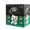 Cesar Classics Poultry Flavored Adult Wet Dog Food Trays