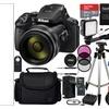 Nikon COOLPIX P900 Digital Camera Essential Bundle Kit