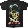 Jimi Hendrix Experience Galaxy Men's T-Shirt