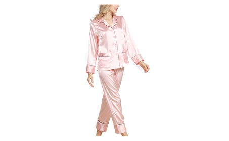 4Ping Women's Long-sleeved Trousers Home Service Two-piece Pajamas 3cd761e9-a98a-4ea2-8196-7ac9a3f0dd53