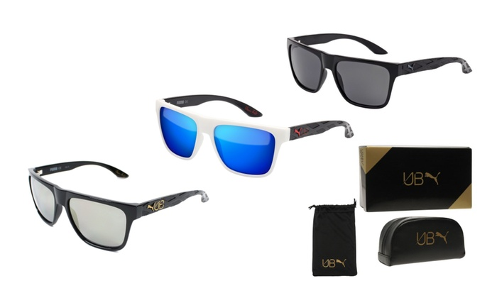 2c83d8518 Up To 62% Off on Puma PU0008S Sunglasses for M... | Groupon Goods